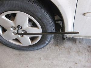 Original 19 mm Lug Wrench in great shape.