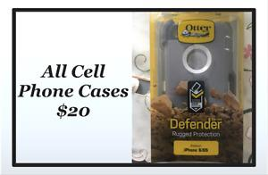 Otterbox defender for iPhone 5,6,7 galaxy  and 7