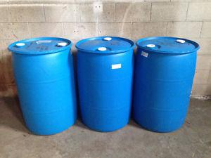 PLASTIC BARRELS / DRUMS FOR SALE IN YORKTON