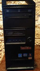 POWERFUL Lenovo Think Station E30, 4x Quadcore 3.7 ghz