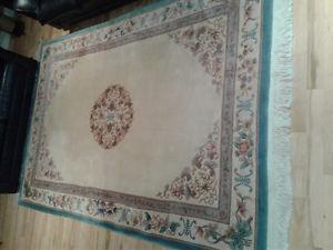 Persian Rug 9.4 X 6