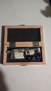 Summer 0_1 Micrometer brand new