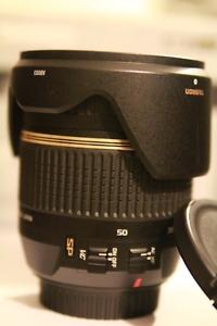 TAMRON lens  f2.8