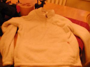 The North Face cozy sweater