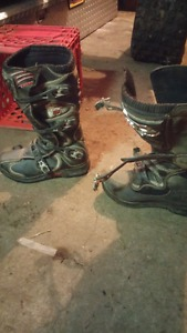 Wanted: Fox motorcross boots