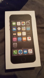 Wanted: IPhone 5s BRAND NEW!!