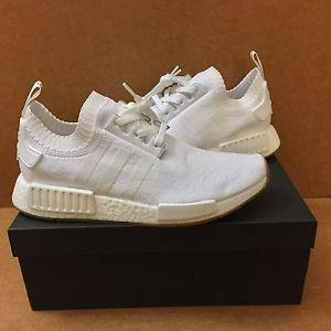adidas NMD_R1 PK White 'Gum Pack' Size 9.5 (BY)