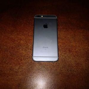 iPhone 6S 64GB Space Grey Locked to Rogers