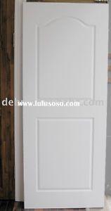 nice wooden white door has doorknobs and hinges,,,REDUCED