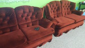 sell church benches and upholstered furniture.In good