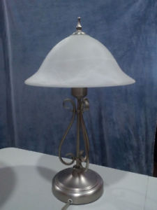 3 Pc - Living Room Floor & Table Lamp Set