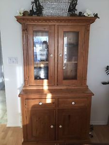 Antique Cupboard, Cabinet and hutch