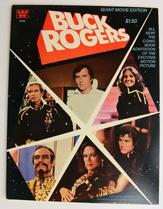 BUCK ROGERS Giant Movie Edition Comic Book