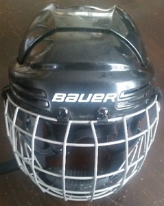 Bauer BHHJR Helmet and Mask