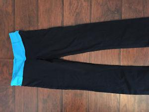 Brand LULULEMON full length workout pants and other brand