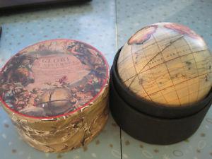 Brand New  Vaugondy Globe in a Box