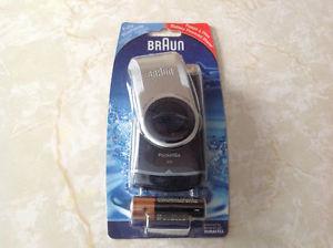 Braun Pocket Go Shaver
