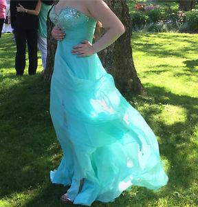 Bridesmaid, prom or formal dress