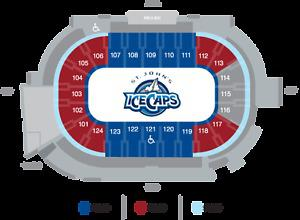 Brier Draw 4 Sun Mar 05 3 p.m. Non NFLD Draw (2) Tickets