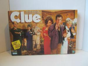Clue Board Game - Complete