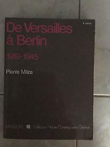 De Versaille a Berlin