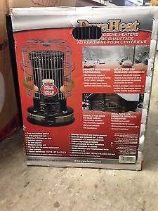 DuraHeat Kerosene Heater - Brand New