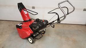 For Sale: Honda HS521 Snowblower