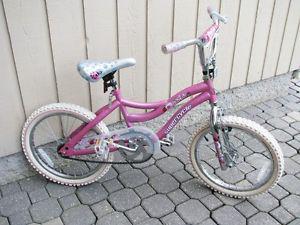 Girls Supercycle Bike - 18 Inch wheels
