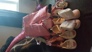 Girls clothes and shoes