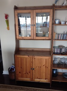 IKEA Pine Cupboard