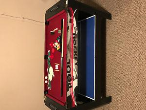 Kids MD Sports 4 In 1 Game Table For Sale!!!