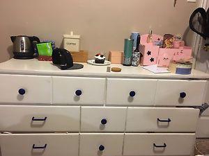 Large white dresser needs to go