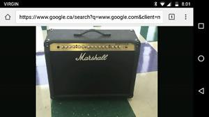 Marshall valvestate wanted
