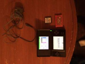 Nintendo DS and super MarioBrothers and pokemon fire version
