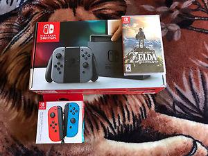 Nintendo Switch for sale 950$