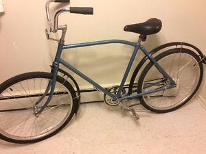 Older style Single Speed Cruiser bike, (26 Inch tires)
