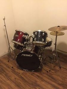 Peavy Drum set