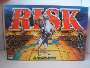 RISK Board Game - Miniatures