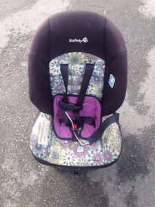 Safety 1st car seat - $40 IF GONE TONIGHT DELIVERY INC.