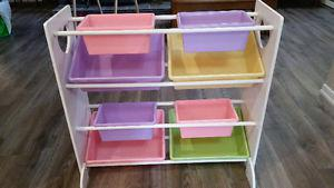 Storage furniture for kids