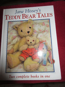 Teddy Bear Tales (British)  by Jane Hissey. Gorgeous