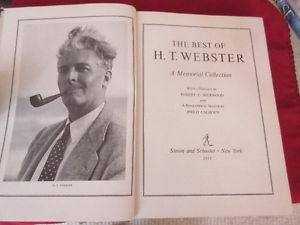 The Best of H.T. Webster - A Memorial Collection.