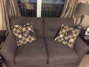 Three piece furniture set (can be sold as individuals)
