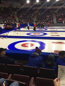 Tim Hortons Brier Draw tickets for sale