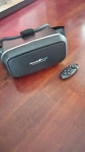 Wanted: VR Headset with Remote