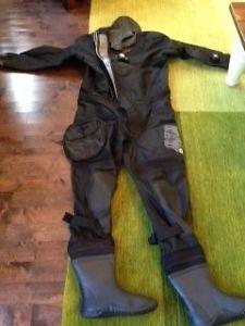 Whites Drysuit New/Wetsuit