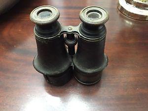 World war 1 era binoculars