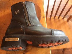 Xelement size 9 medium ladies motorcycle boots