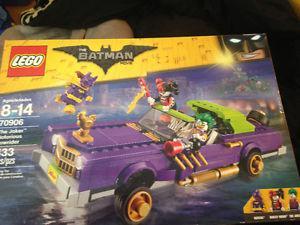 brand new batman lego: jokers notorious lowrider