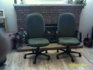 10 Office chair's only $15 each